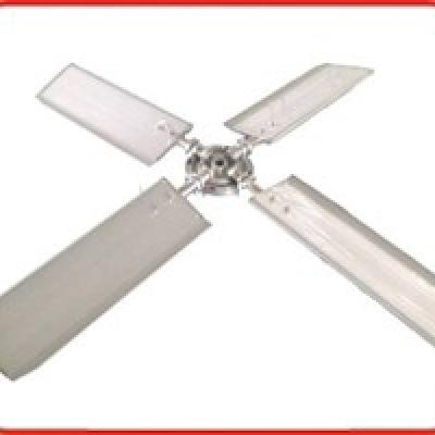 机翼型风机