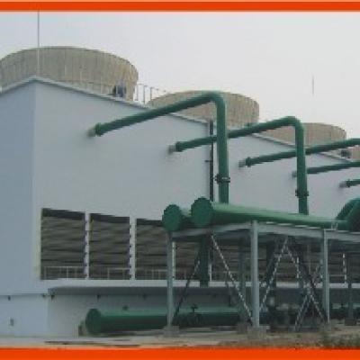 LNGF 系列逆流式混凝土工业型冷却塔