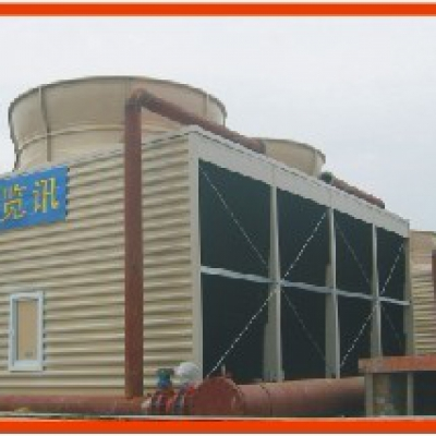 HMKIR 方形横流工业高温型冷却塔