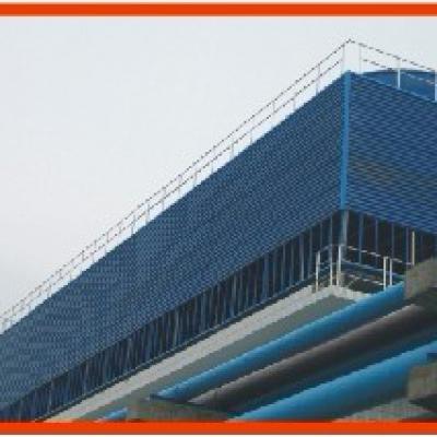 HRZ 高浊度格栅填料污水用工业冷却塔