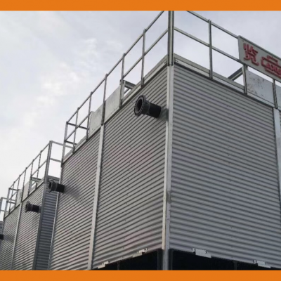 LC 系列逆流式玻璃钢冷却塔